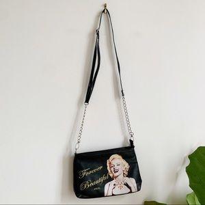 Radio Days Bag Marilyn Monroe Forever Beautiful